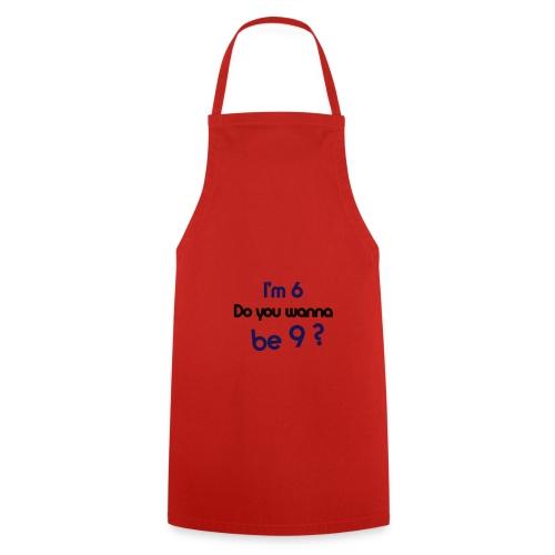 Schürze I'm 6... - Kochschürze