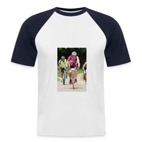 Mike&Bike Shirt - Männer Baseball-T-Shirt