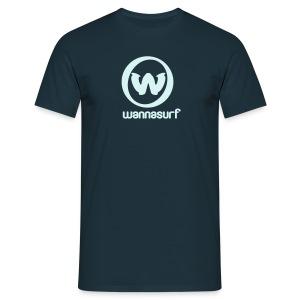 Wannasurf Classic - Men's T-Shirt