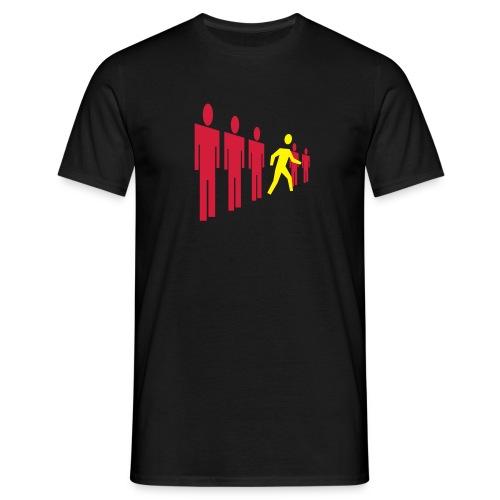 Breakout - Männer T-Shirt
