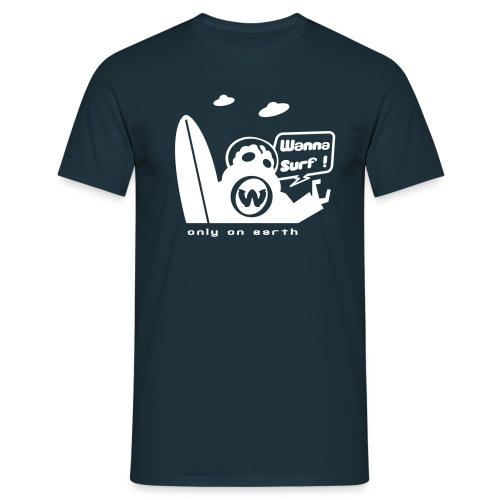 UFO Classic - Men's T-Shirt