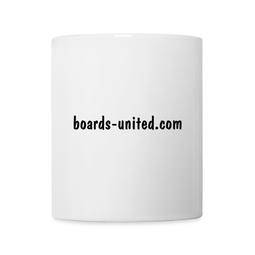 Becher - boards-united.com - Tasse