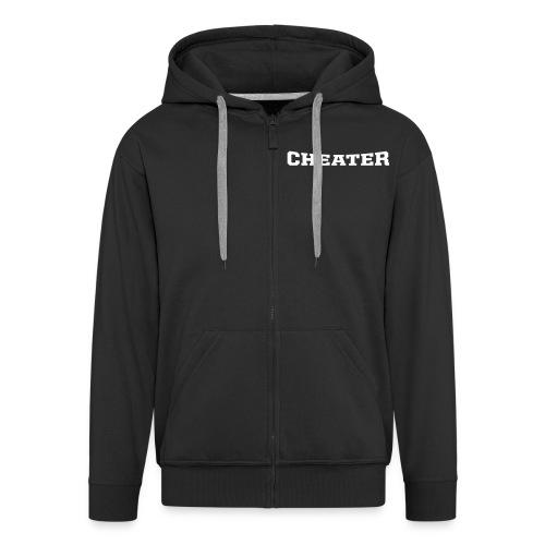 Cheater - Männer Premium Kapuzenjacke