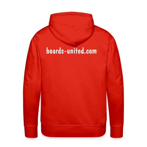 Sweat Shirt - boards-united.com - Männer Premium Hoodie