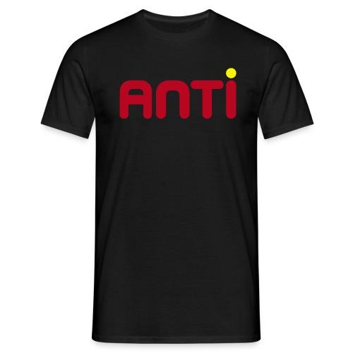 Das Original Anti T-Shirt (Tobias) Nur für kurze Zeit - Männer T-Shirt