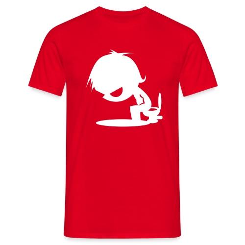 Kid - Männer T-Shirt