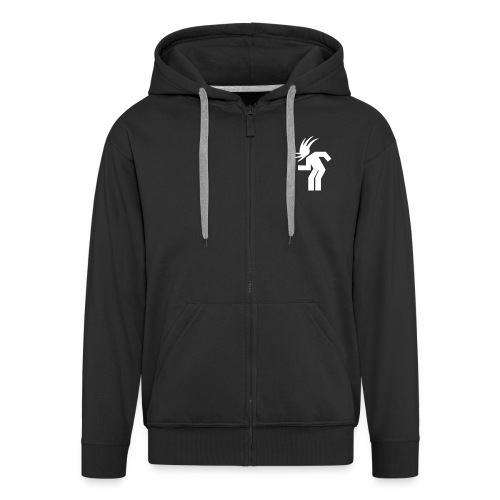 BandSearch Basic Hoody - Men's Premium Hooded Jacket
