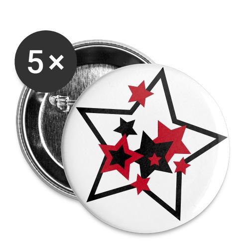Superstar button - Buttons middel 32 mm