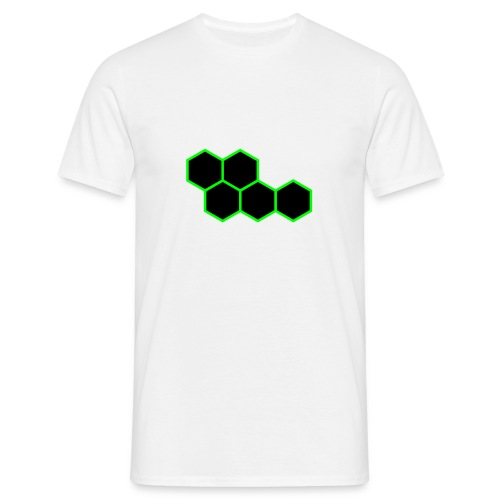 Honey comb - Men's T-Shirt