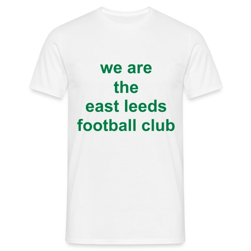 eastleedsceltic - Men's T-Shirt