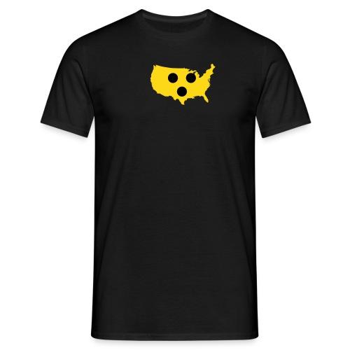 Das Shirt zum Wahlausgang - Männer T-Shirt