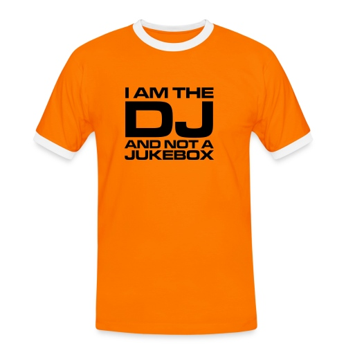 I'am not a jukebox - part 2 - T-shirt contrasté Homme