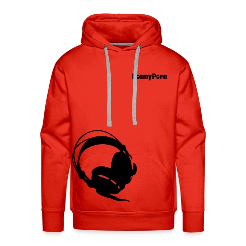 Men's Hooded Sweat Top - Men's Premium Hoodie