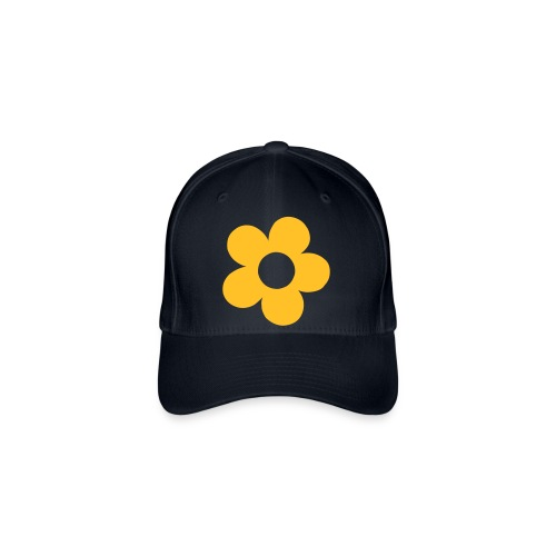 flower cap - Flexfit Baseball Cap