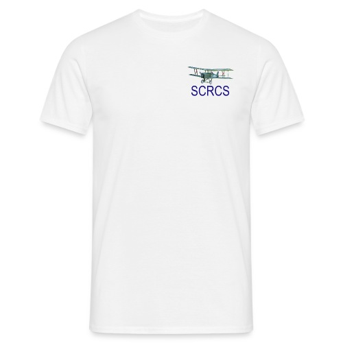 SCRCS with SE5a T shirt - Men's T-Shirt
