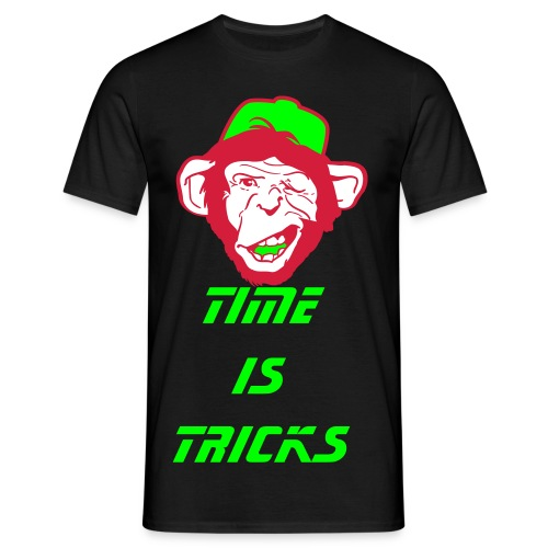 Time is Tricks - Herre-T-shirt