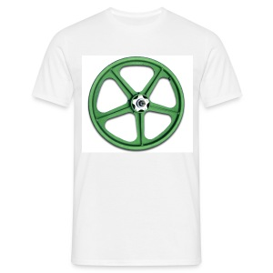 Skyway Tuff Green - Men's T-Shirt