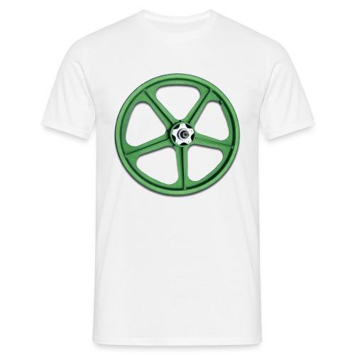 Skyway Tuff Green - Men's T-Shirt