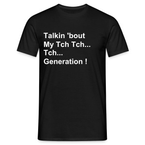 generation - T-shirt Homme