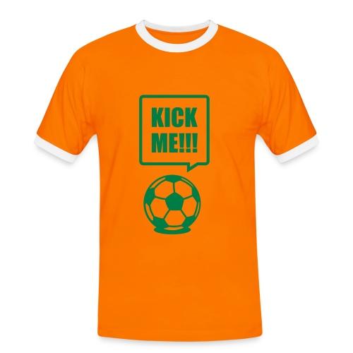 Spuif Kick - Mannen contrastshirt