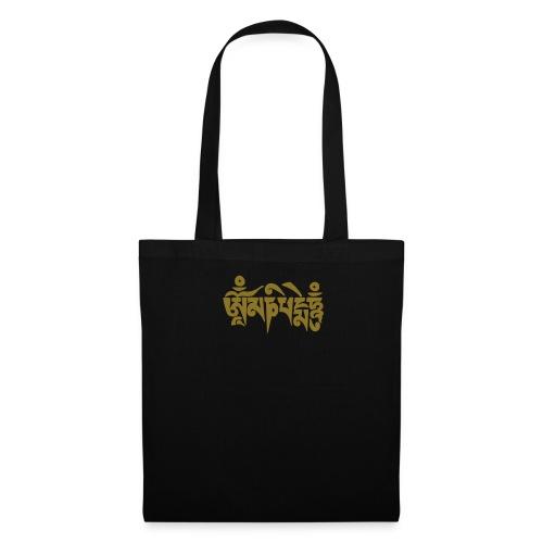 black om mani padme hum bag - Tote Bag