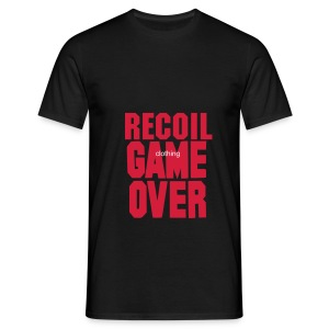 RECOIL game over mens - Men's T-Shirt