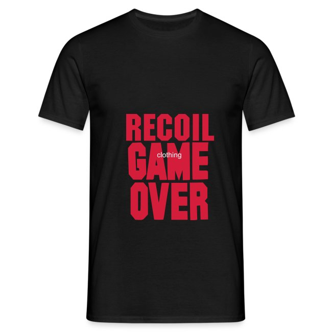 RECOIL game over mens