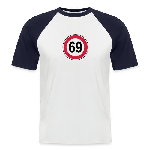 Newcastle stag 3 - Men's Baseball T-Shirt