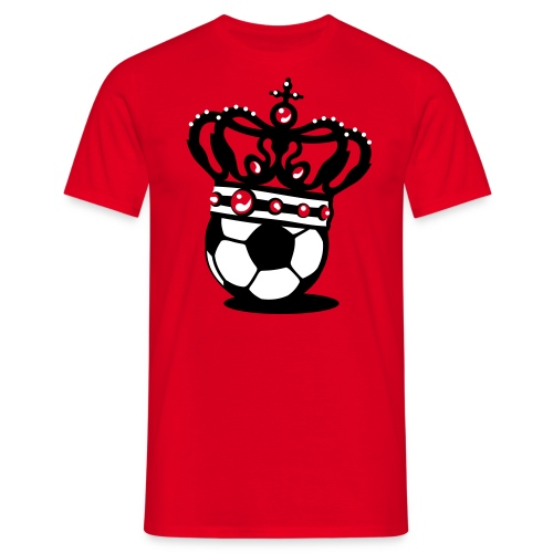 Football King - Men's T-Shirt