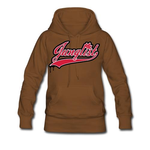 Junglist - Frauen Premium Hoodie