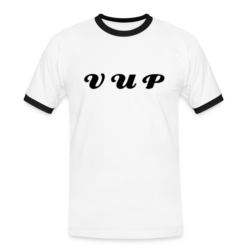 Very unimportant person - Männer Kontrast-T-Shirt