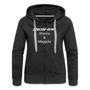 Angling News Tee shirts - Women's Premium Hooded Jacket