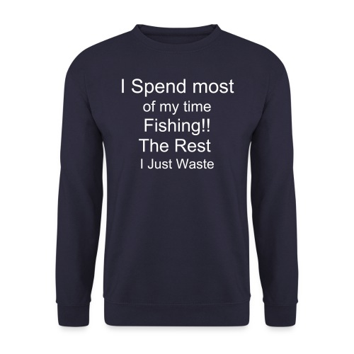 Angling News Tee shirts - Men's Sweatshirt