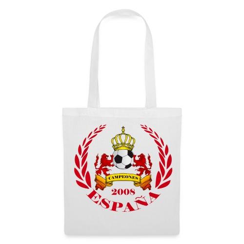 España 2008 campeones - Tote Bag