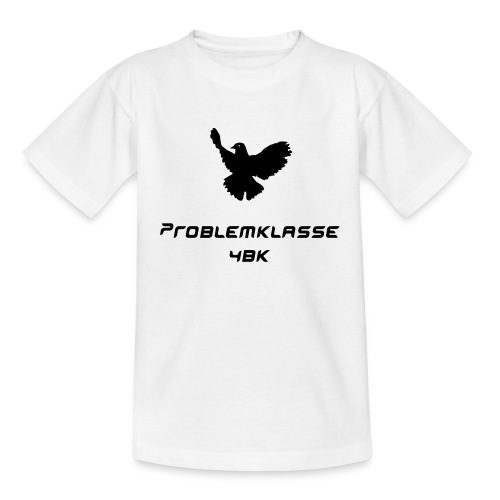 Kindershirt für ede - Teenager T-Shirt