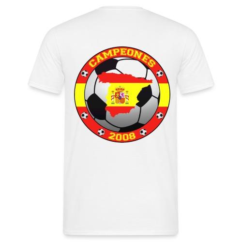 campeones 2008 - Men's T-Shirt