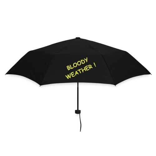 Bloody Weather Umbrella - Umbrella (small)