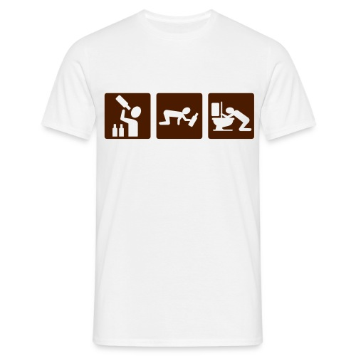 #7 - T-skjorte for menn