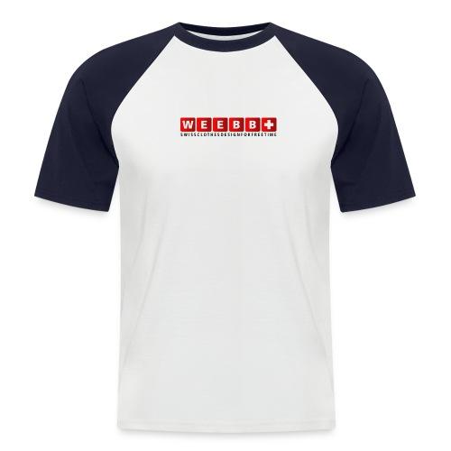 WEEBB - Men's Baseball T-Shirt