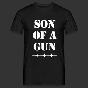 Son of a gun - Männer T-Shirt