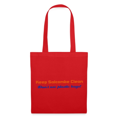 Recycle in salcombe bag - Tote Bag