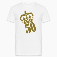 Bianco Birthday T-shirt (maniche corte)