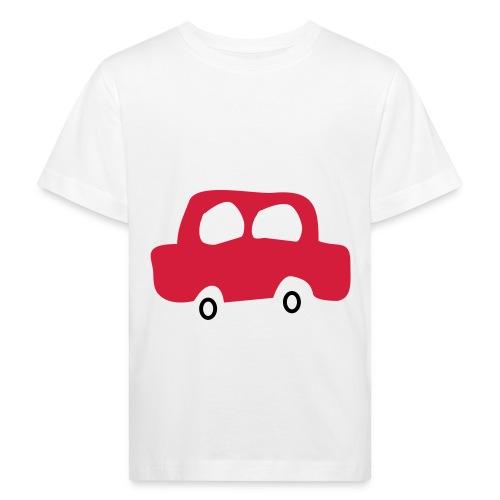ich will fahr`n - Kinder Bio-T-Shirt