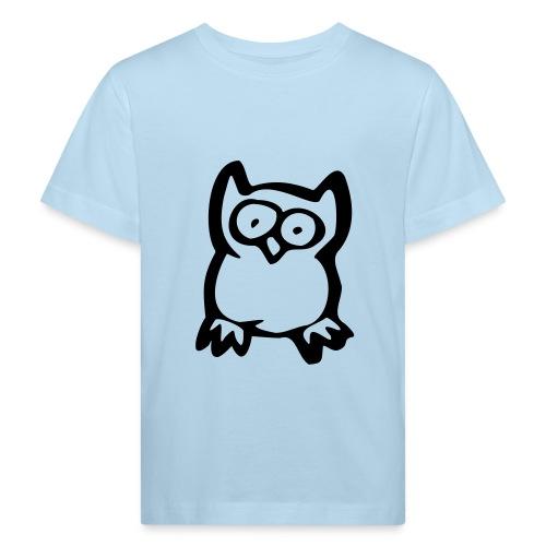 Økologisk t-shirt barn - Økologisk T-skjorte for barn
