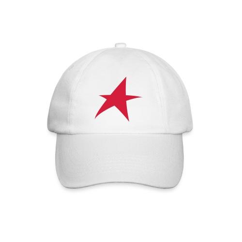B58 Cap- Red Star Army - Baseballcap