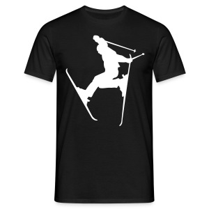 Extreme Skier - Men's T-Shirt