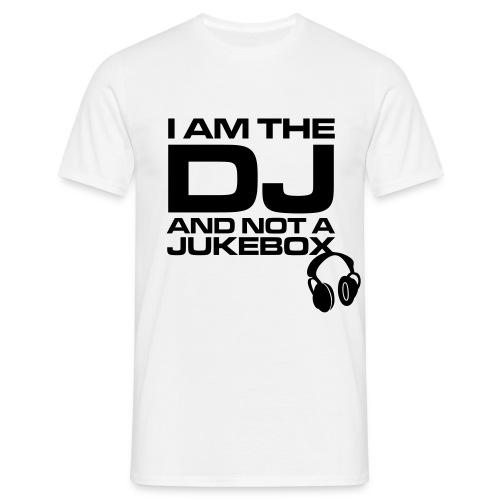 Dj - Tshirt - T-skjorte for menn