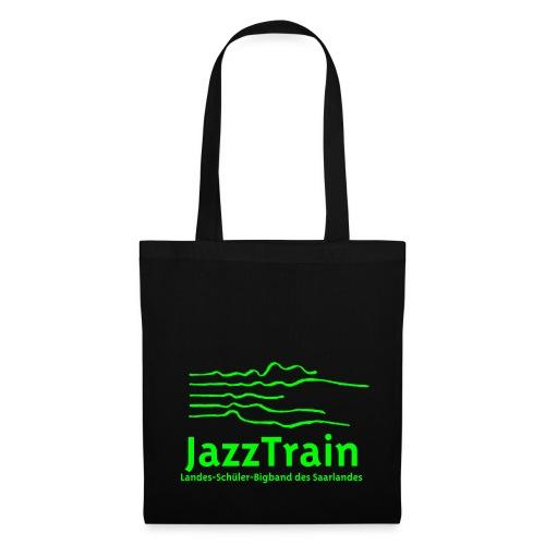 JazzTrain Logo Tasche - Stoffbeutel