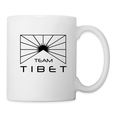 Team Tibet - Tasse