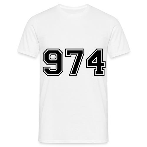 t-shirt pour homme Réunion - T-shirt Homme